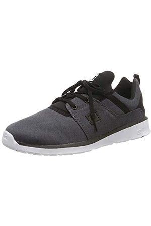 DC Herren Heathrow Tx Se - Shoes for Men Skateboardschuhe, Black/Armor