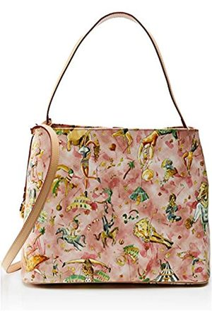 PIERO GUIDI Damen Hobo Bag Schultertasche, 31,5x30x14