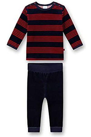 Sanetta Baby-Jungen Pyjama Zweiteiliger Schlafanzug