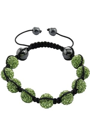 Burgmeister Damen-Armband Shamballa Länge variierbar