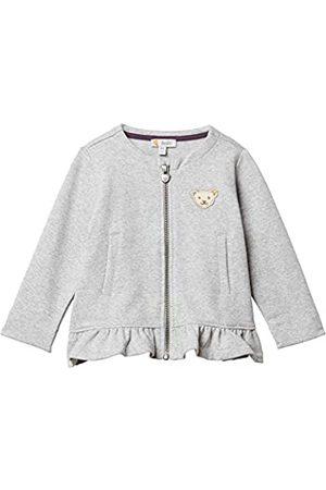Steiff Unisex Baby Sweatshirt Cardigan Sweatjacke