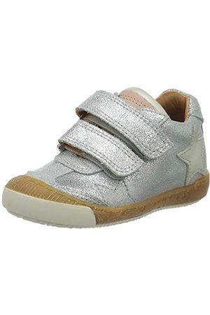 Bisgaard Mädchen Jenna Sneaker, (Silver 2301)