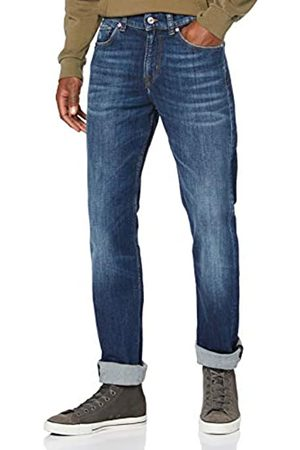 7 for all Mankind Herren Slimmy Slim Jeans, W32/L34 (Herstellergröße:32/33