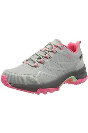 CMP – F.lli Campagnolo Damen Gemini Low Wmn Shoe Wp Trekking- & Wanderhalbschuhe, (Cemento U716)