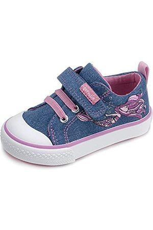 Garvalin Mädchen 182806 Sneaker, (Vaquero/Lona)