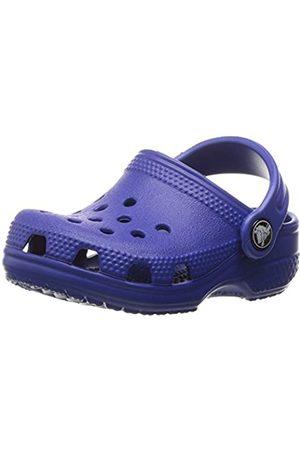 Crocs Littles, Unisex - Kinder Clogs, (Cerulean)