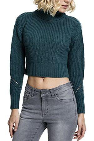 Urban classics Damen Ladies Hilo Turtleneck Sweater Rollkragenpullover