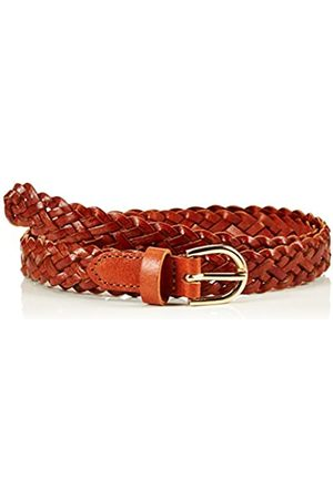 Pieces Damen PCAVERY LEATHER BRAIDED SLIM BELT NOOS Gürtel