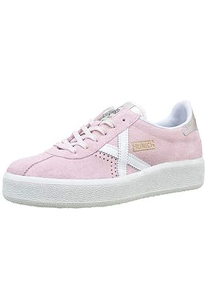Munich Unisex-Erwachsene Barru Sky Sneakers, Pink ( 12)