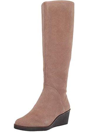 Aerosoles Women's Binocular Knee High Boot, tan Suede