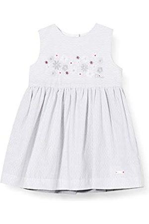 chicco Baby-Mädchen Abito Senza Maniche Reversibile Kleid