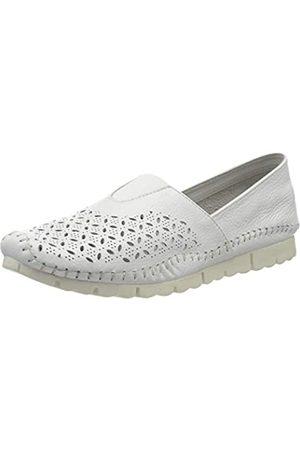 Jana 100% comfort Damen 8-8-24619-24 Slipper, (White 100)