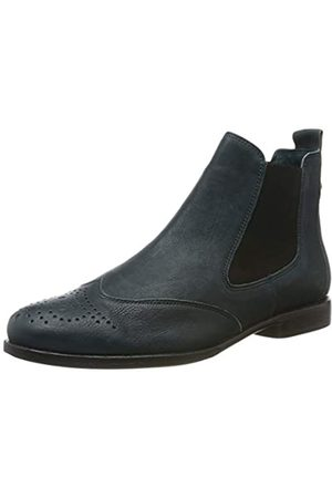 Think! Damen AGRAT_585226 Chelsea Boots, (Atlantic 87)