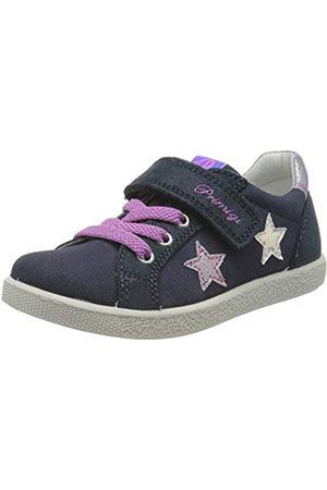 Primigi Mädchen Scarpa Bambina Sneaker, (Blu/Notte 5374500)