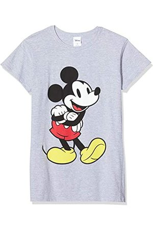 Disney Damen Micky Mouse Classic Mickey T-Shirt