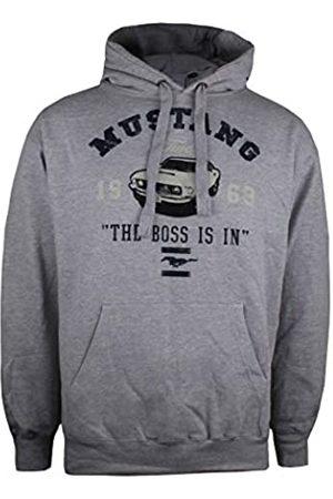 Tom Ford Herren Mustang The Boss is In Hoodie Kapuzenpullover