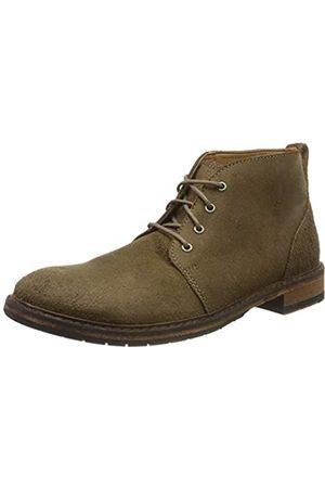 Clarks Herren Clarkdale Base Klassische Stiefel, (Taupe Suede)