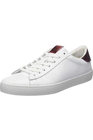 victoria Damen Deportivo Piel/lentejuelas Sneaker, (Rojo 40)
