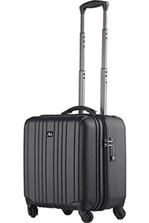 JSA Lightpak 949763 - Trolley-Koffer ABS 4 Räder 2 en 1