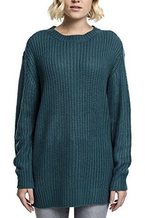 Urban classics Damen Ladies Basic Crew Sweater Pullover