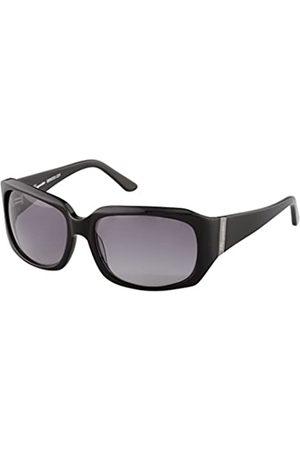 Burgmeister Schöne Marken Sonnenbrille für Damen von mit 100% UV Schutz | Sonnenbrille mit stabiler Polycarbonatfassung, hochwertigem Brillenetui