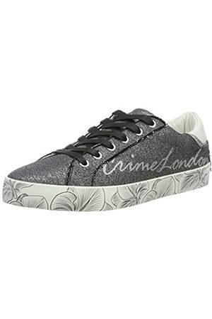 Crime london Damen 25000PP1 Sneaker, (Black 20)