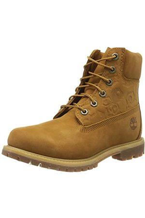 Timberland Damen 6 In Premium Boot W A1K3N Sneaker, Mehrfarbig (Brown 001)