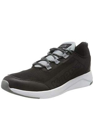 Kappa Unisex-Erwachsene Player Sneaker, (Black/Grey 1116)