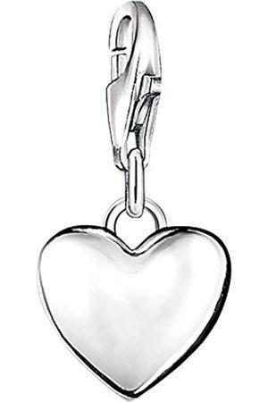 Thomas Sabo Damen-Charm-Anhänger Herz Charm Club 925 Sterling 0913-001-12