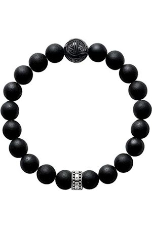 Thomas Sabo Unisex-Armband Rebel at Heart 925 Sterling Silber Länge 19 cm A1085-023-11-L