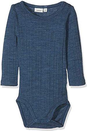 Name it Baby-Jungen NBMWANG Wool Needle LS Body NOOS Strampler