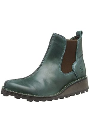 Fly London Damen Mebe971fly Chelsea Boots, (Petrol 004)