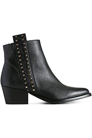 Shoe The Bear Damen Leila Studs Stiefeletten, (Black 110)