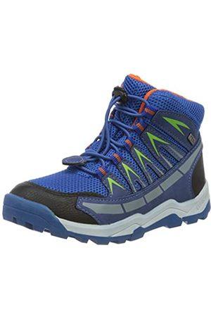 Lurchi Jungen Tristan-TEX Hohe Sneaker, (Cobalt 49)