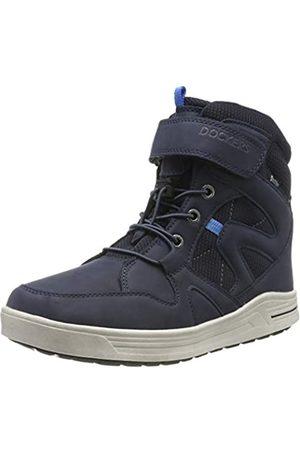 Dockers Unisex-Kinder 45RO702 Hohe Sneaker, (Navy 660)