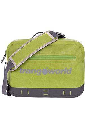 Trango Unisex-Erwachsene Cartera Nauta 15 Dt Kuriertasche, (Verde/Sombra)