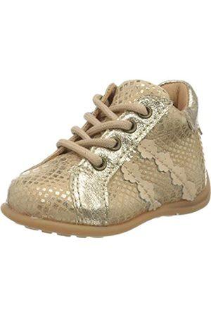 Bisgaard Baby Mädchen Smilla Sneaker, Elfenbein (Creme 1110)