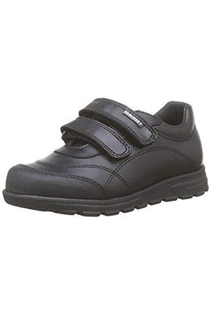 Pablosky Unisex-Kinder 334710 Sneakers, (Negro Negro)