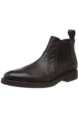 Pollini Herren Gary Chelsea Boots, (Quartz 301)