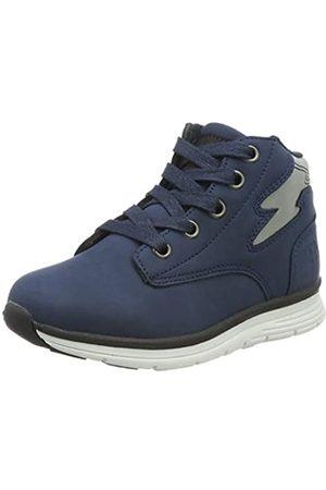 Primigi Baby Jungen PIB 44584 Sneaker, (Navy/Grigio 4458400)