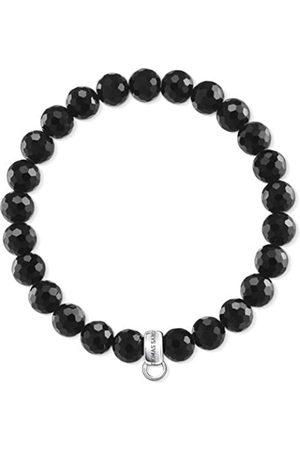 Thomas Sabo Damen-Armreifen Künstliche Perle X0220-840-11-L15