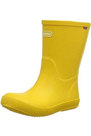 Viking Unisex-Kinder CLASSIC INDIE Gummistiefel, (Yellow 13)