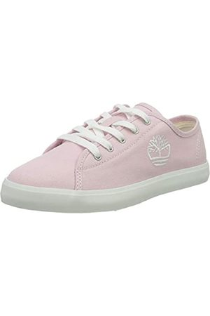 Timberland Unisex-Kinder Newport Bay Canvas Oxford Gymnastikschuhe, Pink ( (Light Lilac) Tb0a2d2sx821)