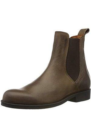 Aigle Herren Caours Chelsea Boots, (Darkbrown 001)