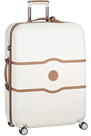 Delsey CHATELET AIR Luxus Trolley / Koffer 77cm mit gratis Schuhbeutel und Wäschebeutel 4 Doppelrollen TSA Schloss
