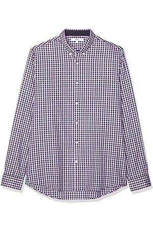 FIND Amazon-Marke: Herren Hemd Slim Oxford