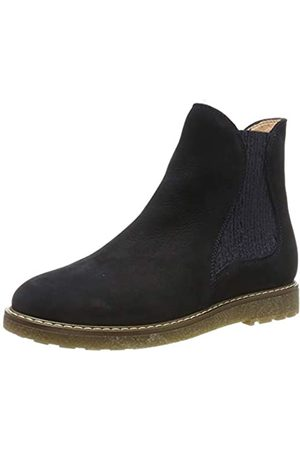 unisa Mädchen Nicky_BLU Chelsea Boots, (Abyss Abyss)