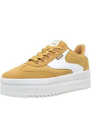 MTNG Attitude Damen 69618 Sneakers, (NOU Camel/BLC C47285)