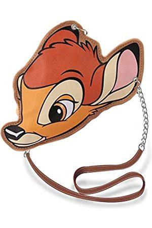 KARACTERMANIA Diseny Icons Bambi-Slim Kette Schultertasche Umhängetasche