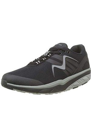 Mbt Damen Leasha 17 W Black/silver/steel/38 Sneakers, (Black/Silver/Steel 211y)